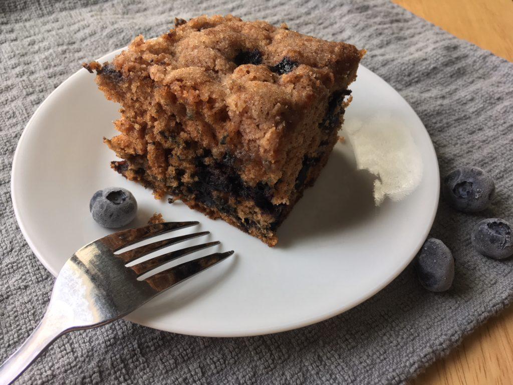 Blueberry Cake #moistcake #easydessert #blueberries