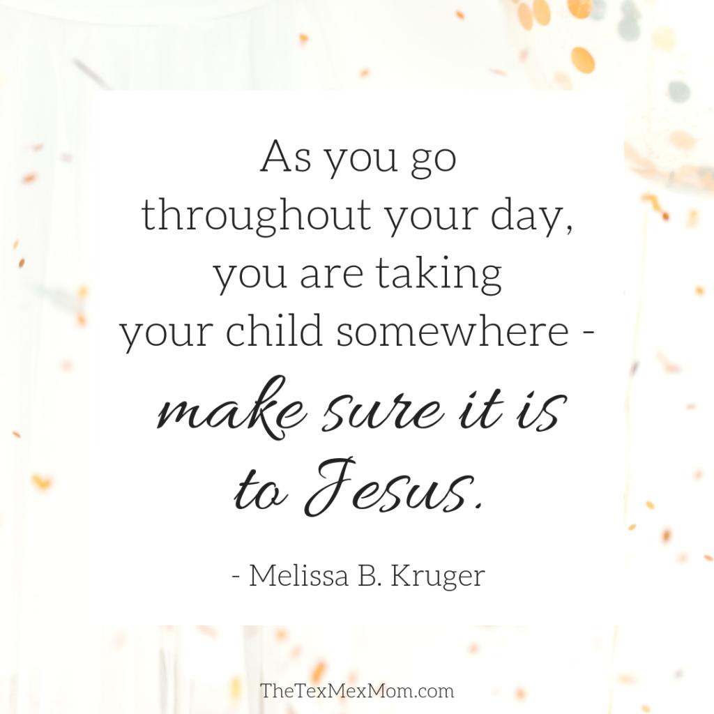 Inspirational quote #christianmotherhood #devotional #melissakruger