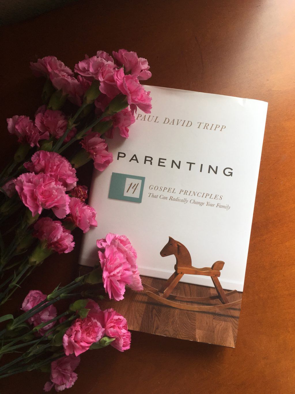 One of my favorite parenting books: Parenting by Paul David Tripp