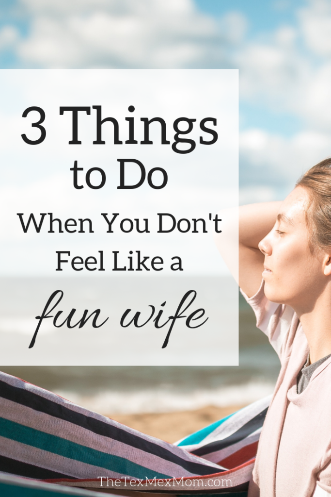 How to be a fun wife #marriage