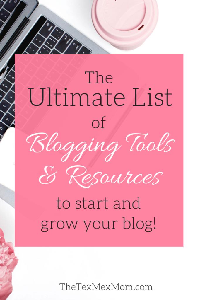 blogging tools and resources #bloggingbasics #bloggingtips #bloggingtools