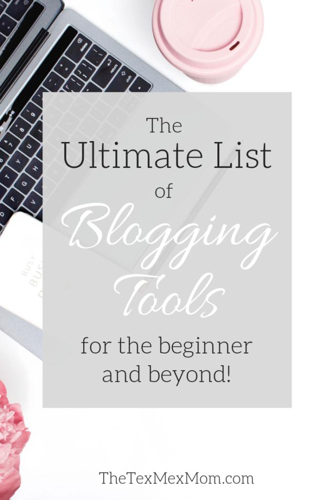 blogging tools for beginners #blogging #momblog