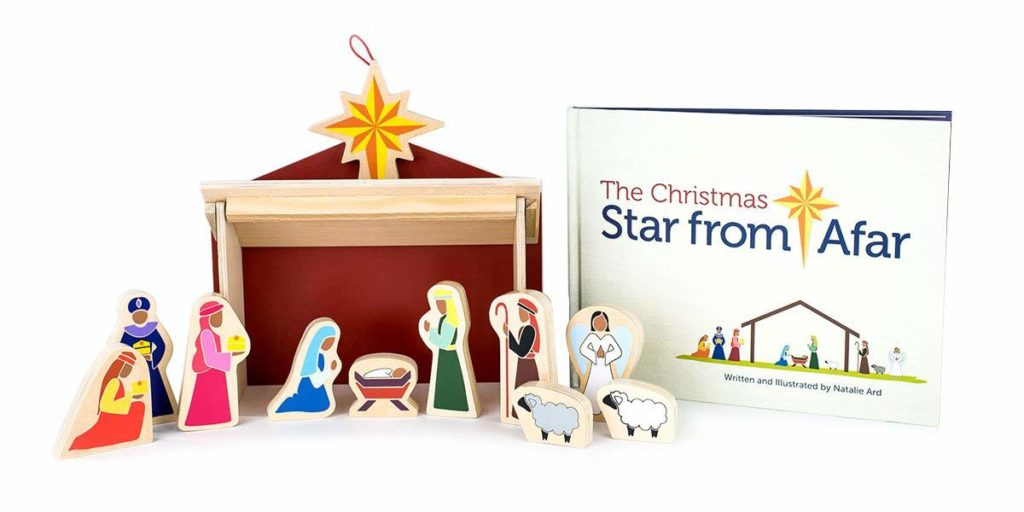 ways to celebrate Christmas with your kids all month long #starfromafar