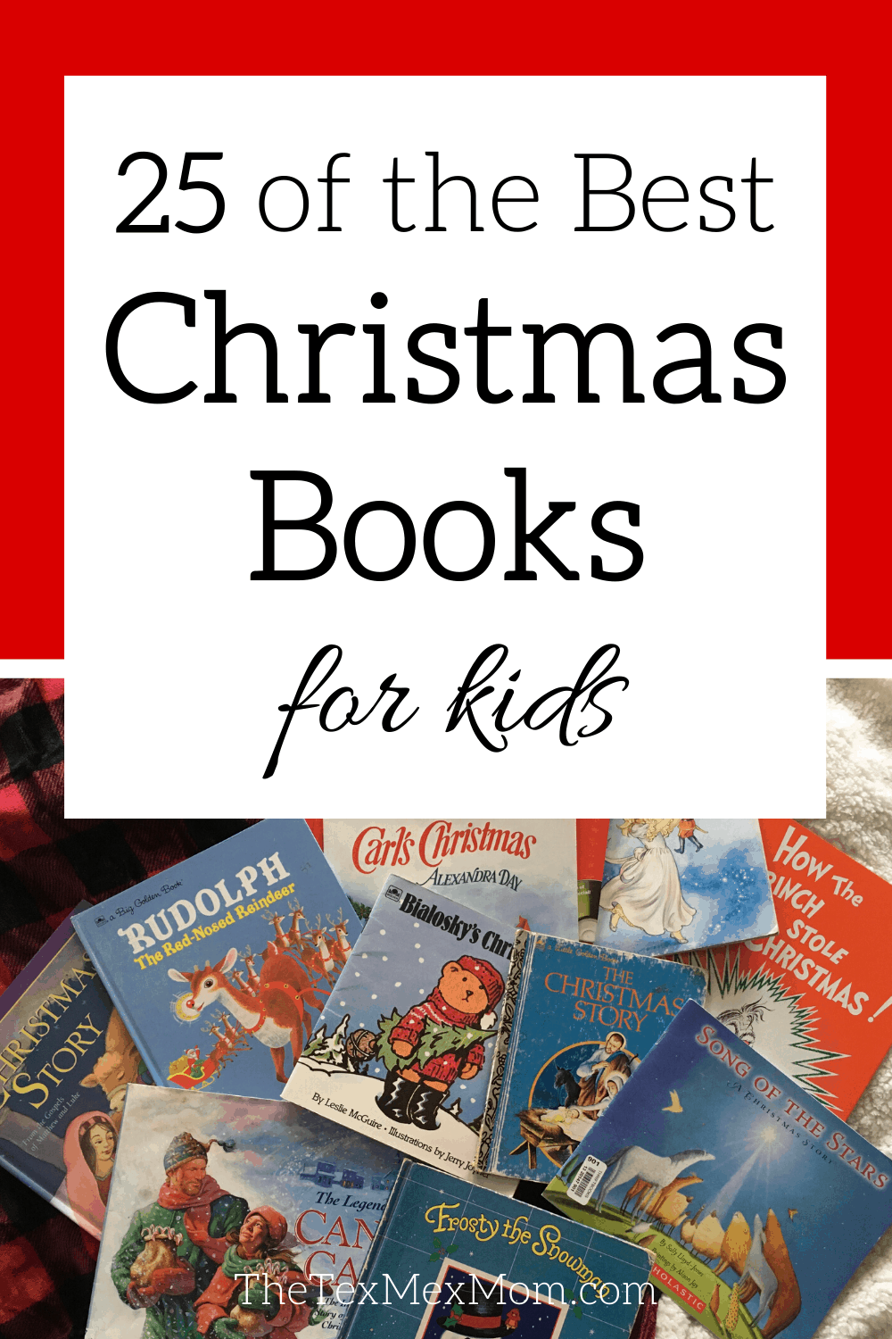 Christmas books for the whole family