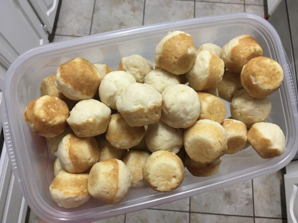 basic mini muffins