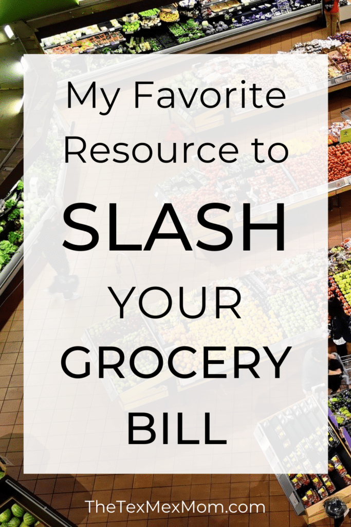 slash your grocery bill